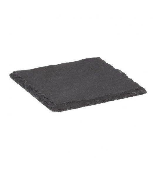 WESTMARK Zestaw podkładek / 10 x 10 cm / 4 elementy / łupek