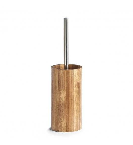 ZELLER AKACJA Zestaw toaletowy 36 cm / drewno akacjowe