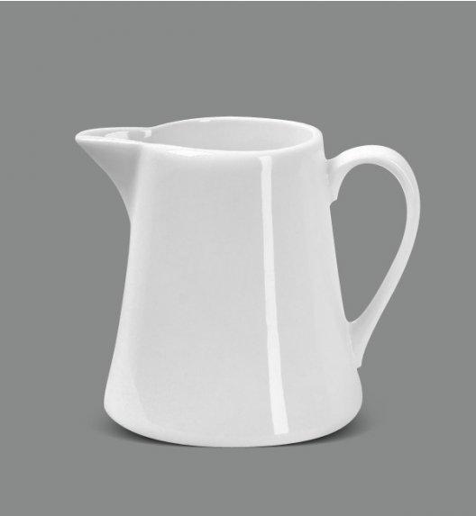 AMBITION FALA / KUBIKO Mlecznik 200 ml + cukiernica z pokrywką 200 ml / porcelana