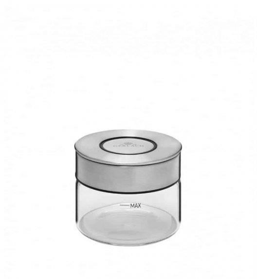 GERLACH AMBIENTE Szklany pojemnik na żywność / hermetyczna pokrywka / 300 ml