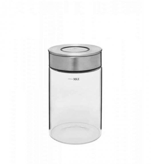 GERLACH AMBIENTE Szklany pojemnik na żywność / hermetyczna pokrywka / 900 ml