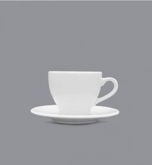 LUBIANA PAULA Filiżanka do espresso 70 ml + spodek 12 cm / porcelana