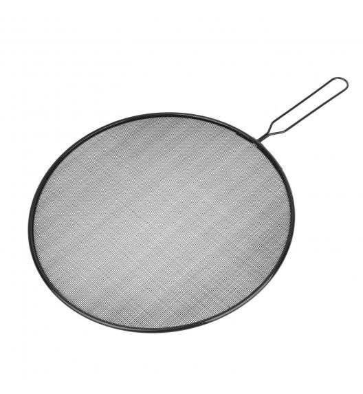 TADAR Sitko ochronne z rączką na patelnię / 29 cm / ochrona przed pryskającym tłuszczem