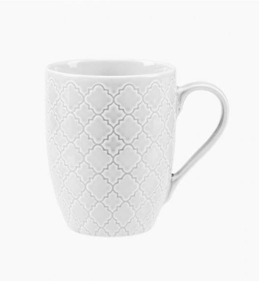 LUBIANA MARRAKESZ Kubek 350 ml / biały / porcelana