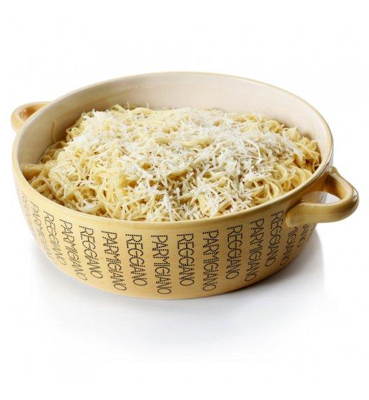 WYPRZEDAŻ! BOSKA PARMIGIANO REGGIANO Misa do spaghetti Ø 28 cm / ceramika / LENA