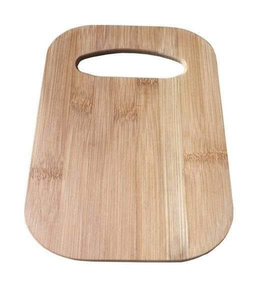 TADAR Bambusowa deska do krojenia 20,3 x 15,3 cm