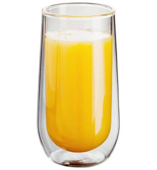 JUDGE Zestaw 2 szklanek o podwójnych ściankach / 330 ml