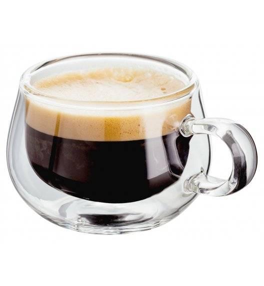 JUDGE Zestaw 2 filiżanek do espresso o podwójnych ściankach / 75 ml