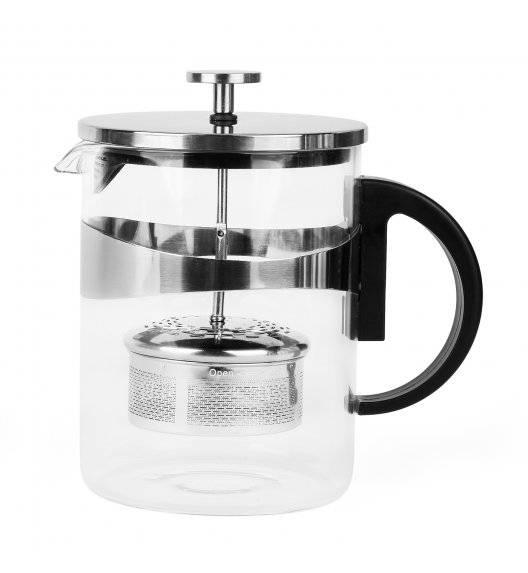 KonigHOFFER SAPHIR Szklany dzbanek do herbaty z zaparzaczem / 1,2 L