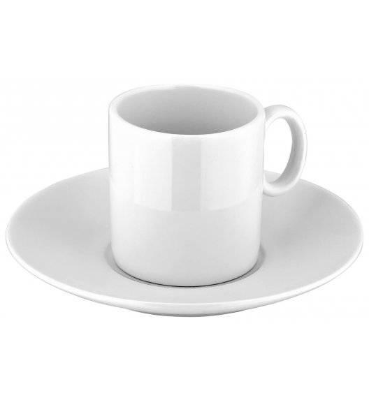 JUDGE TABLE ESSENTIALS Filiżanka do espresso ze spodkiem 75 ml