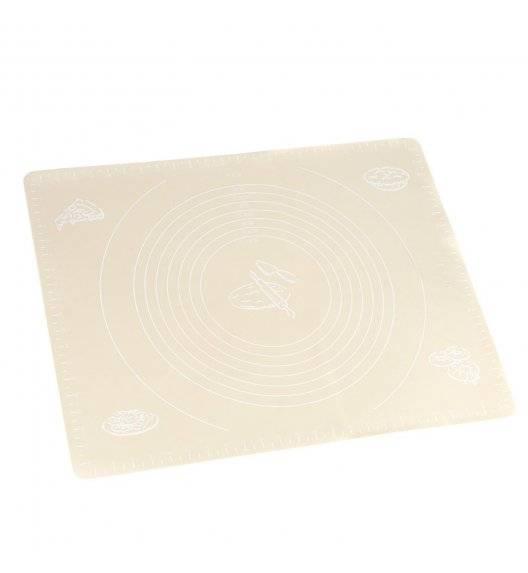 TADAR SILCO Stolnica / mata silikonowa 40 x 60 cm / silikon / beżowa