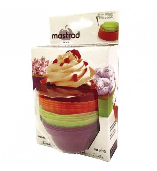 MASTRAD Mini foremki do ciasteczek / zestaw 12 sztuk