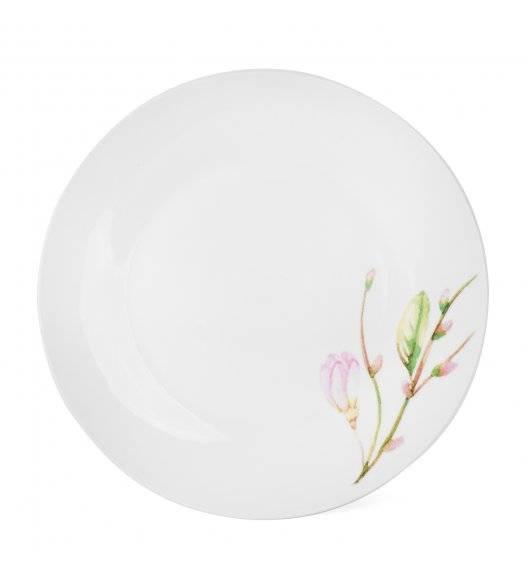 TADAR LINA Talerz płytki obiadowy 23 cm / ceramika na sztuki