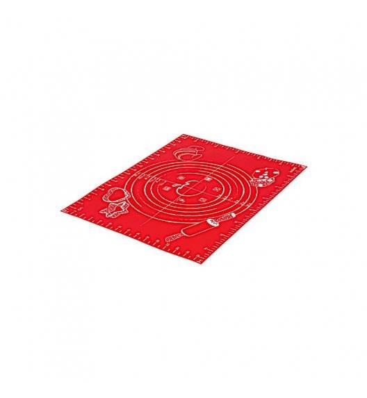 MASTRAD Stolnica silikonowa czerwona / 30 x 40 cm