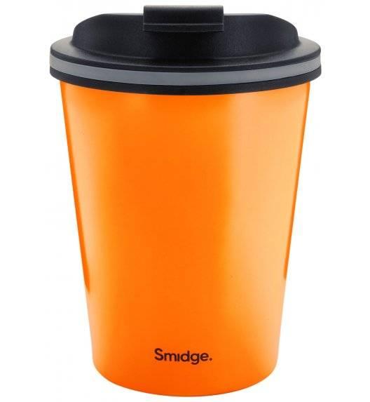 SMIDGE Kubek termiczny 236 ml Citrus / stal nierdzewna / pomarańczowy
