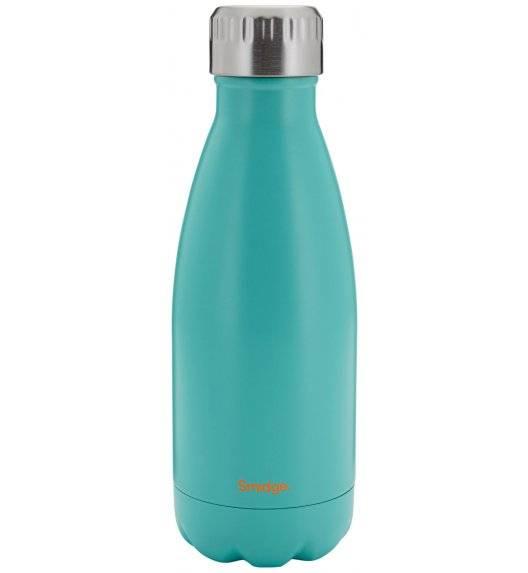 SMIDGE Butelka termiczna 325 ml Aqua / stal nierdzewna / niebieska