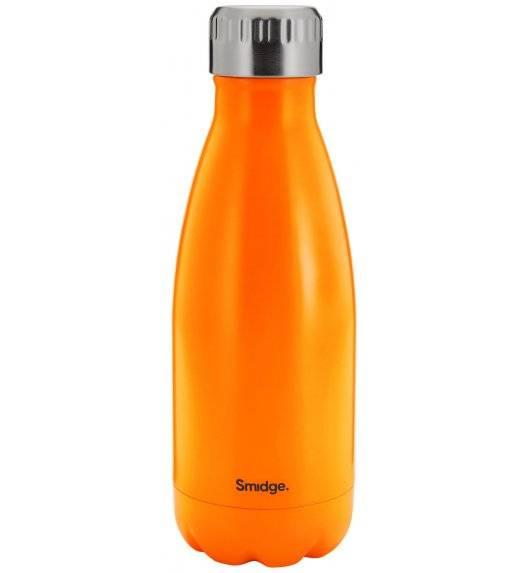 SMIDGE Butelka termiczna 325 ml Citrus / stal nierdzewna / pomarańczowa