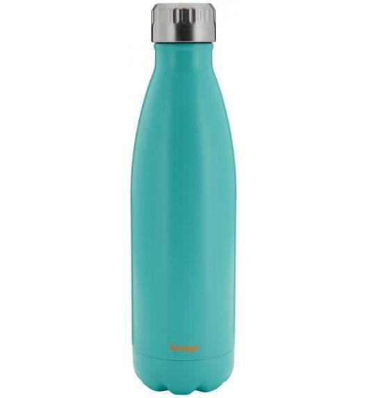 SMIDGE Butelka termiczna 450 ml Aqua / stal nierdzewna / niebieska