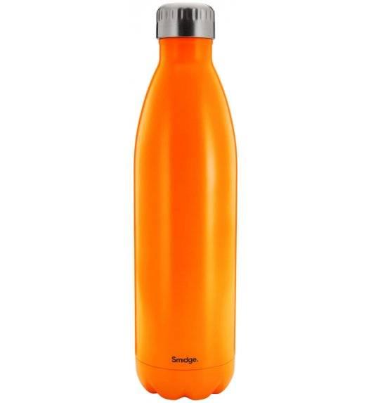 SMIDGE Butelka termiczna 750 ml Citrus / stal nierdzewna / pomarańczowa