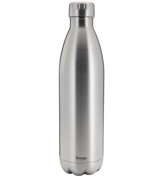 SMIDGE Butelka termiczna 750 ml Steel / stal nierdzewna / stalowa