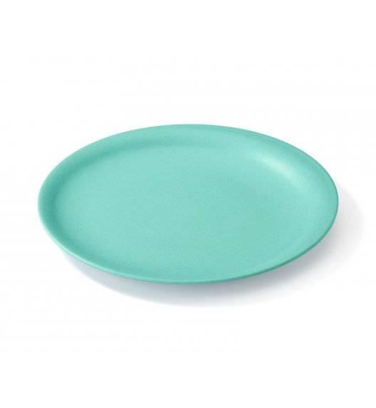 SMIDGE Talerz 20 cm - Aqua / niebieski / biodegradowalny