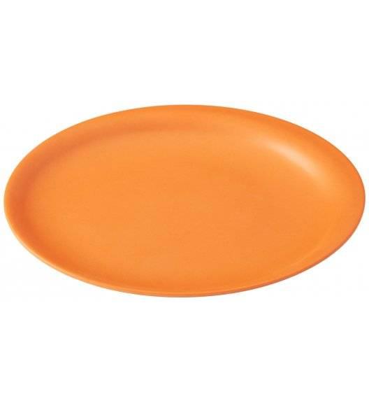 SMIDGE Talerz 20 cm - Citrus / pomarańczowy / biodegradowalny