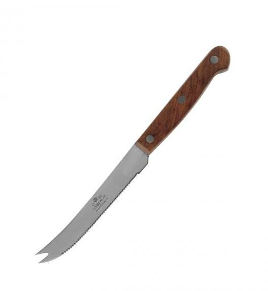 GERLACH COUNTRY 959A Nóż do pomidorów i cytryn 12,5 cm / drewniana rękojeść