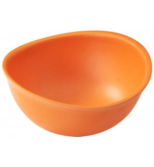 SMIDGE Miska 16 cm - Citrus / pomarańczowa / biodegradowalna