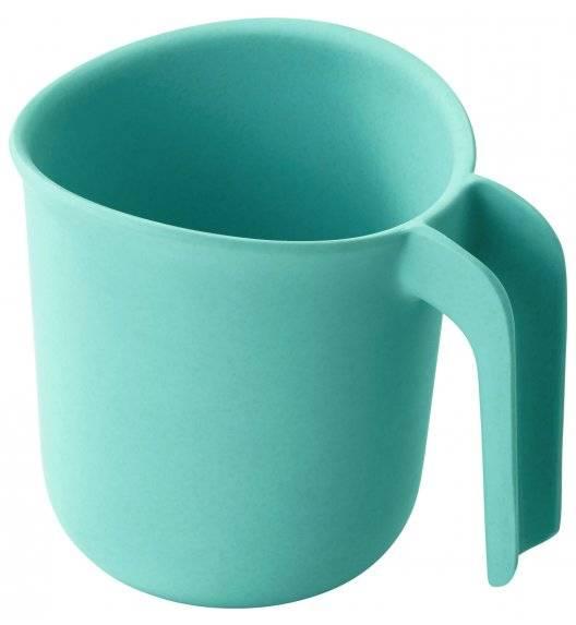 SMIDGE Kubek z uchem 280 ml - Aqua / niebieski / biodegradowalny