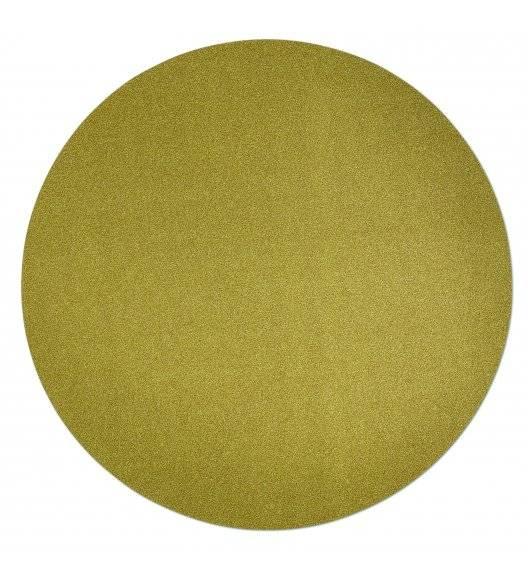 KELA GLITTER Okrągła podkładka na stół ø 38 cm / złota