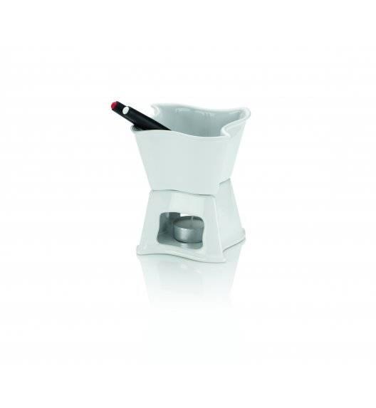 KELA ALICIA Zestaw do fondue czekoladowego 200 ml / ceramika