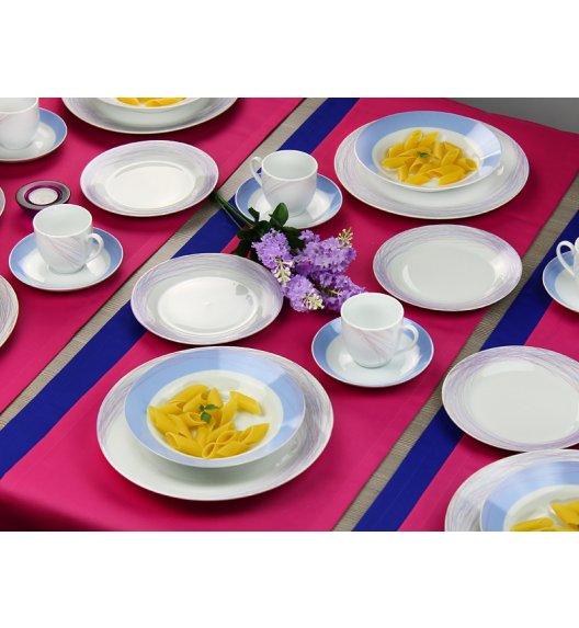 ARZBERG KATE Niemiecki serwis obiadowo-kawowy 120 el /  24  os / porcelana