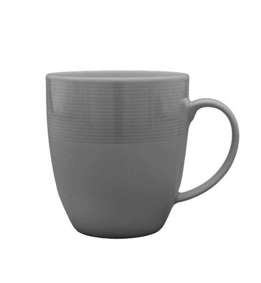 LUBIANA ETO K100 Kubek 400 ml / szary / porcelana ręcznie malowana