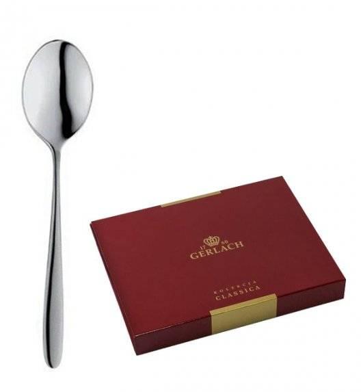 GERLACH THALIA Sztućce Łyżeczki do herbaty 6 el pudełko / 6 osób / matowione