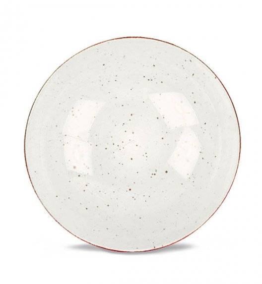 LUBIANA BOSS 6630U Salaterka 21 cm / budyniowy / porcelana ręcznie malowana