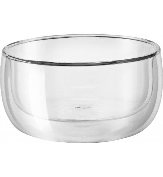 WYPRZEDAŻ! ZWILLING SORRENTO Zestaw dwóch misek deserowych / 280 ml / szkło