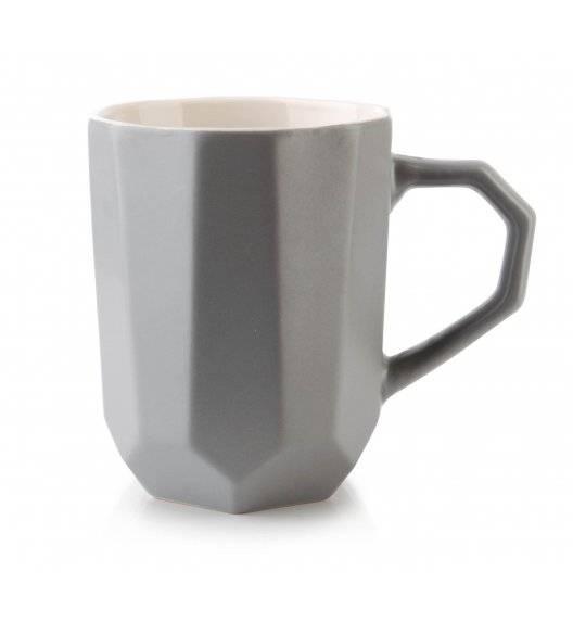 WYPRZEDAŻ! AFFEKDESIGN SALLY GEO Kubek 320 ml / szary / ceramika