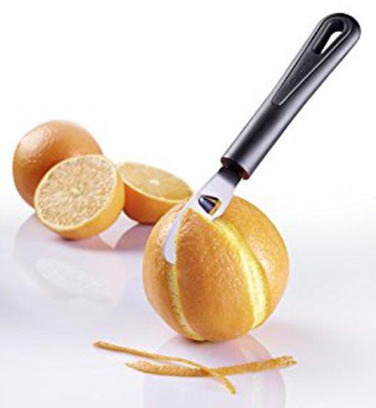 WYPRZEDAŻ! WESTMARK GENTLE Obierak do pomarańczy z nożykiem do dekoracji