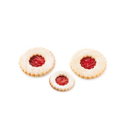 WYPRZEDAŻ! TESCOMA DELICIA Foremki do wykrawania ciasteczek x 6 szt / kwiatki