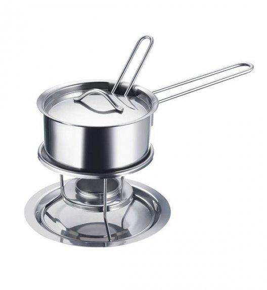 WYPRZEDAŻ! WESTMARK Metalowe naczynie do rozpuszczania masła, podgrzewania sosów