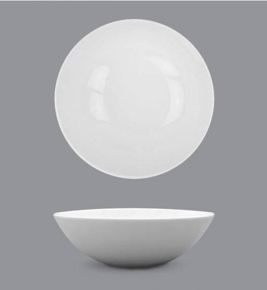 LUBIANA BOSS Talerz głęboki 18 cm / biały / porcelana