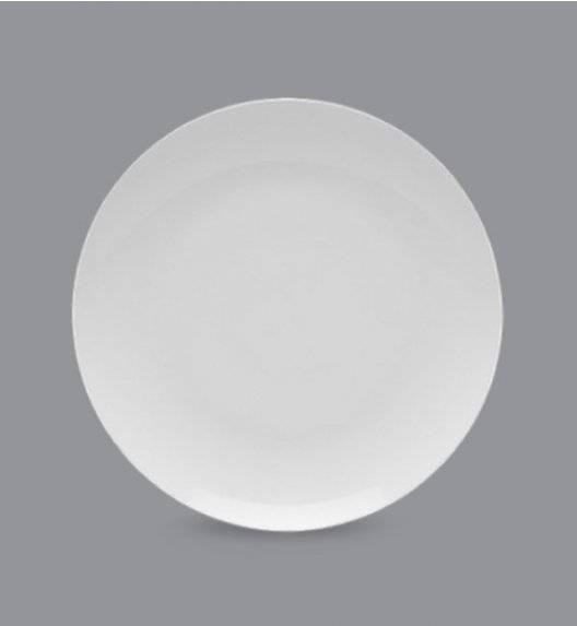 LUBIANA BOSS Talerz obiadowy 27 cm / biały / porcelana