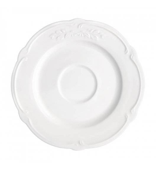 AMBITION SALSA Spodek okrągły z wytłoczeniem / średnica 16,5 cm / porcelana