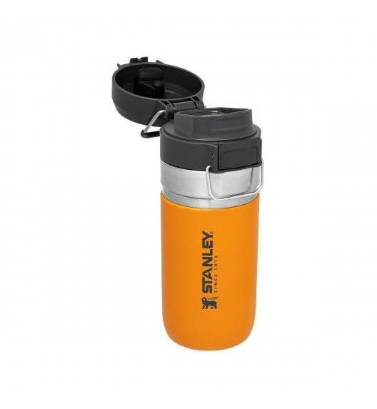 STANLEY QUICK FLIP Butelka termiczna 470 ml / pomarańczowa / stal nierdzewna