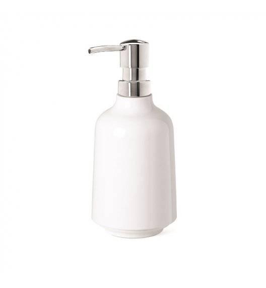 UMBRA STEP Dozownik na mydło w płynie / biały