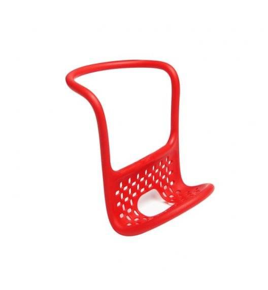 UMBRA CADDY Elastyczny organizer do zlewu na gąbkę / czerwony