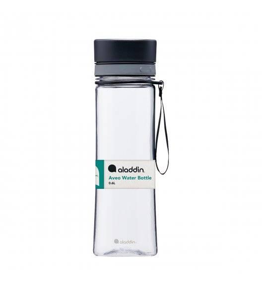 ALADDIN AVEO Butelka na wodę  / 600 ml / czarna