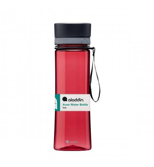 ALADDIN AVEO Butelka na wodę  / 600 ml / czerwona