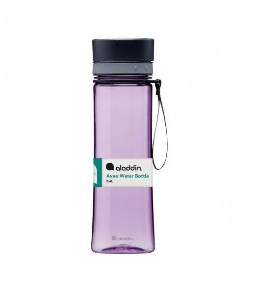 ALADDIN AVEO Butelka na wodę  / 600 ml / fioletowa