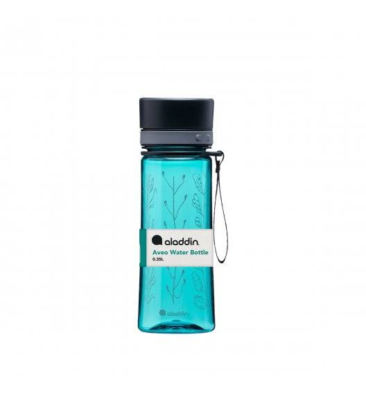 ALADDIN AVEA Butelka na wodę 350 ml / niebieska